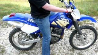 5. 2005 Yamaha TTR 250..