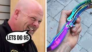 Video 10 Times The Pawn Stars Scammed Customers Horribly MP3, 3GP, MP4, WEBM, AVI, FLV Desember 2018