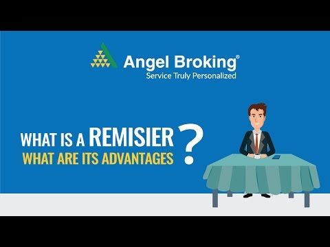 Angel Broking explains, what is a Remisier?