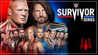 Video EL PEOR SURVIVOR SERIES DE LA HISTORIA DE LA WWE - ANÁLISIS PICANTE MP3, 3GP, MP4, WEBM, AVI, FLV Juni 2018