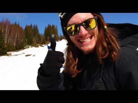 Slopestyle DM i freestyle ski og snowboard 2016