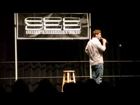 Kevin Klenkel - SEE Student Comedy Showcase feat. Judah Friedlander