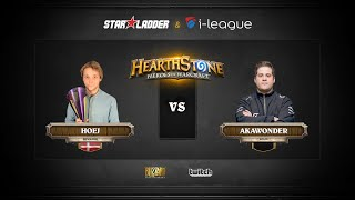 hoej vs AKAWonder, game 1