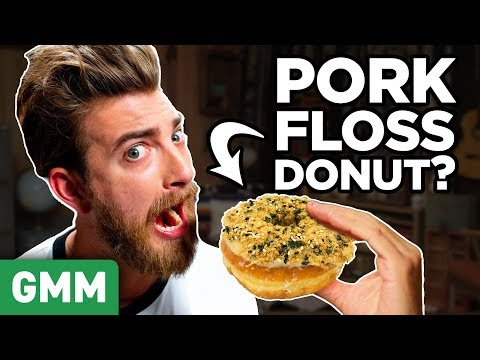 Download International Dunkin Donuts Taste Test HD Mp4 3GP Video and MP3