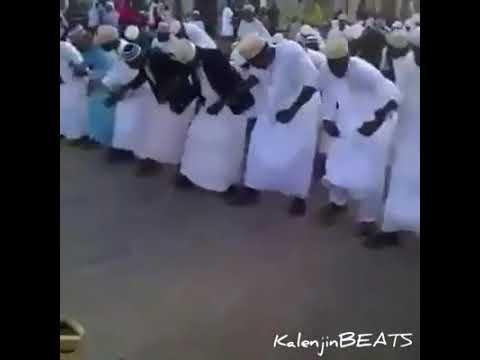 Muslims dance to Kalenjin beats