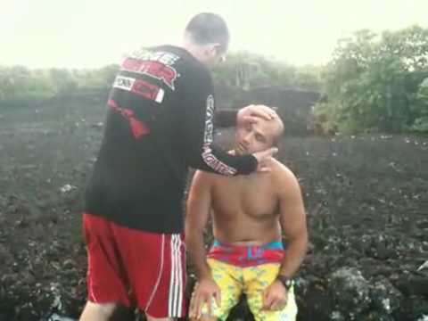 mixed martial arts videos mma blog featured  BJ PENN NECK CRACKING! photo