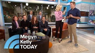'Will And Grace' Superfan Russell Turner Tells Megyn Kelly How Show Inspired Him | Megyn Kelly TODAY