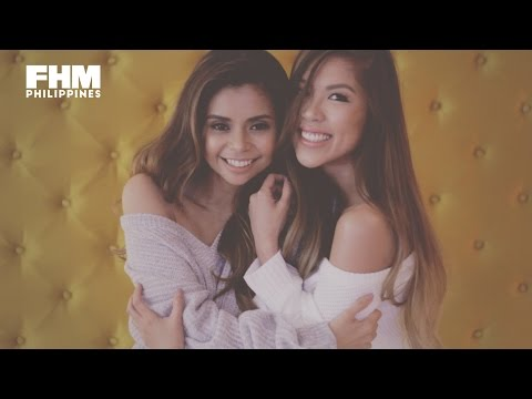 Mara Aquino and Rizza Diaz FULL BTS