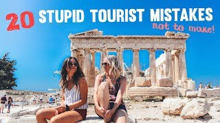 Download Video 20 Stupid TOURIST MISTAKES not to make MP3 3GP MP4