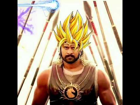 Super saiyan prabhash