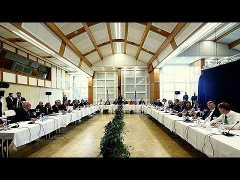 Άρχισε η Διάσκεψη για την Κύπρο στο Κραν Μοντανά