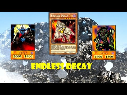 (YGOPRO)Endless Decay deck,Patrician of Darkness,Shadow Ghoul,Zombie deck