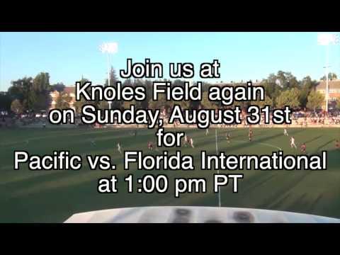 Pacific Women's Soccer promo