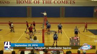 Caston Volleyball vs Manchester Squires