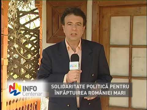 Solidaritate politică pentru înfăptuirea României Mari