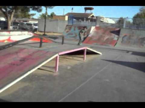kimbox skate video