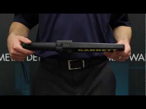The Garrett Super Scanner V