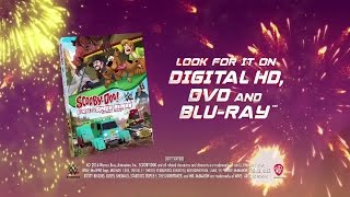 """Nonton Scooby-Doo and WWE team up to solve """"The Curse of the Speed Demon"""" Film Subtitle Indonesia Streaming Movie Download"""