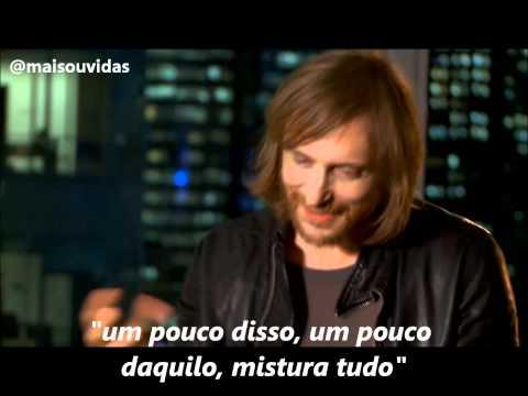Entrevista com David Guetta - VEVO News Legendado PT-BR