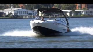 8. Seadoo 210 Wake - Sea Trial Vid (use HD setting)