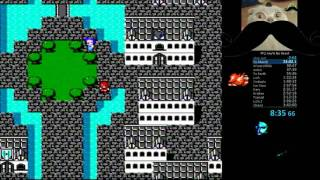 Video Final Fantasy (NES) speedrun 3:40:19 Any% No Resets MP3, 3GP, MP4, WEBM, AVI, FLV Juni 2019