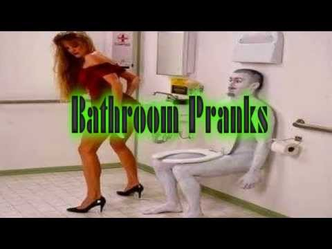 Funny Pranks  - Funny Videos - Funny Bathroom Pranks