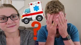 Peter was a little alarmed when he got a text with the ambulance emoji...DEAR HEALTHCARE TEAM → https://youtu.be/G9SFBBf0WSMVisit our Online Store → http://thefreylife.com/storeWatch Yesterday's Vlog → https://youtu.be/Yy3ScEbB1KwONE YEAR AGO → https://youtu.be/I0nULROFSyI2 Years Ago → https://youtu.be/CSWGG2STKaI↓↓↓Watch more from The Frey Life↓↓↓What is Cystic Fibrosis → https://youtu.be/llrxGuU5o5cNew Here Playlist → https://goo.gl/EZgra7Draw My Life → https://youtu.be/jHYw-gQimwsService Dog Q&A → https://youtu.be/5Nh1fS1N9NQCystic Fibrosis Q&A → https://youtu.be/YDJ3yIS6SWIAre We Having Kids? → https://youtu.be/uHjEcXvn2ZUPeter's Channel → https://youtube.com/peterfreylifeSubscribe to our channel → http://goo.gl/LvdRdF → We post new vlogs everyday showing daily life with Cystic Fibrosis!Help us make these videos more accessible by contributing closed captions! → http://www.youtube.com/timedtext_cs_panel?tab=2&c=UCFJY0O-pkdXs6YuM5KW7r7gOUR CAMERASCanon G9X → http://amzn.to/1WhMLbnCanon 70D → http://amzn.to/1VHJmEfMavic Pro Drone → http://amzn.to/2ixXL4WFOLLOW US!Mary's Instagram → http://instagram.com/freylivingPeter's Instagram → http://instagram.com/peterfreylifeTwitter → http://twitter.com/thefreylifeGoogle+ → http://google.com/+thefreylifeFacebook → http://facebook.com/thefreylife