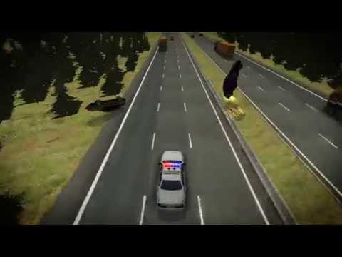 Video of Highway Crash Derby