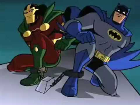 Batman: The Brave and the Bold Ep. 1.22 Clip #1