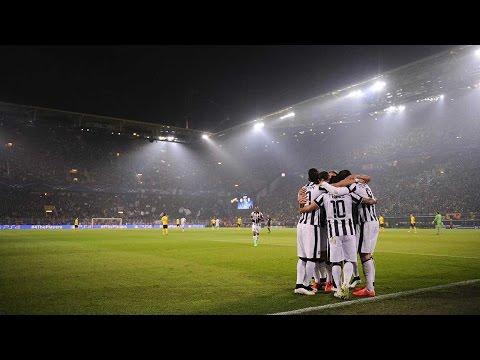 Tutto lo spettacolo di Borussia-Juventus - A night to remember... all over again