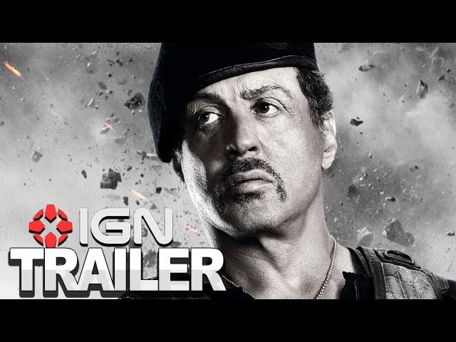Expendables 2 Official Trailer