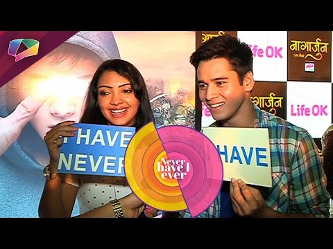 Pooja Banerjee & Anshuman Malhotra play Never Have