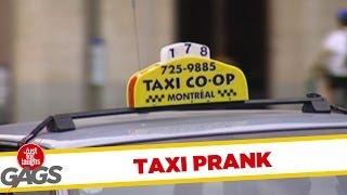 Taxi Prank