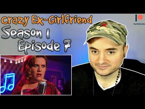 Crazy Ex-Girlfriend REACTION | Episode 7, Season 1