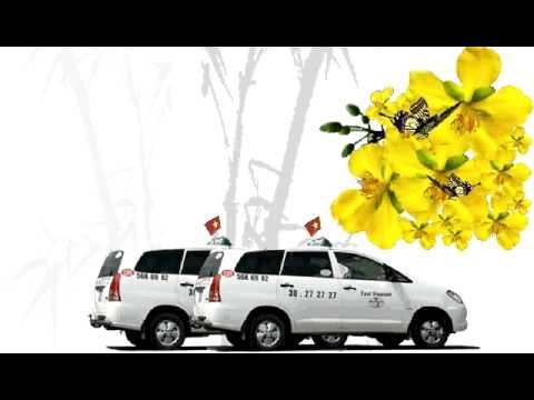 Chào Xuân 2009 - Hello Spring 2009 With Vinasun Taxi