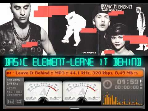 BASIC ELEMENT - Leave It All Behind (audio)