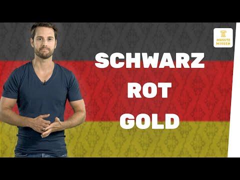 Woher stammt die deutsche Nationalflagge?
