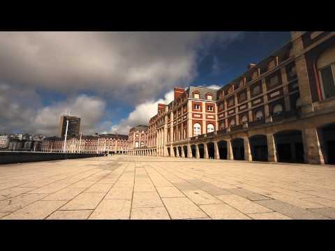 """Mar del Plata : Mirá en este vídeo bellas postales de """"La Feliz"""" en pleno invierno"""