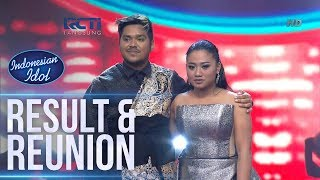 Video RESULT - RESULT & REUNION - Indonesian Idol 2018 download in MP3, 3GP, MP4, WEBM, AVI, FLV January 2017