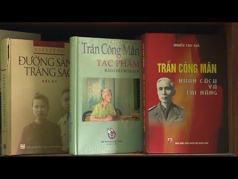 Trần Công Mân: Nhà báo chiến sĩ
