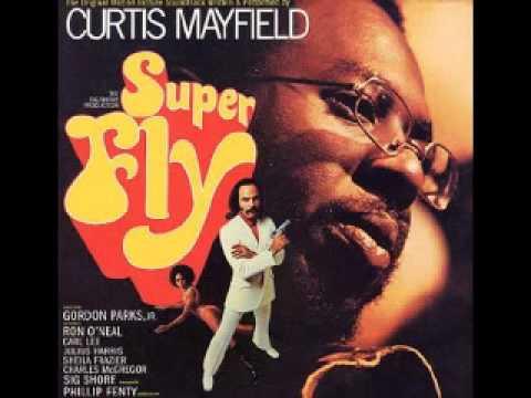 Curtis Mayfield  ~  Pusherman (1972)