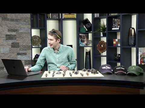 Watches Live: Omega Watch Mania, Zenith Watches, Rolex, FP Journe Luxury Watches_Karóra videók