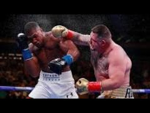 Anthony Joshua vs Andy Ruiz Jr Full Fight HD