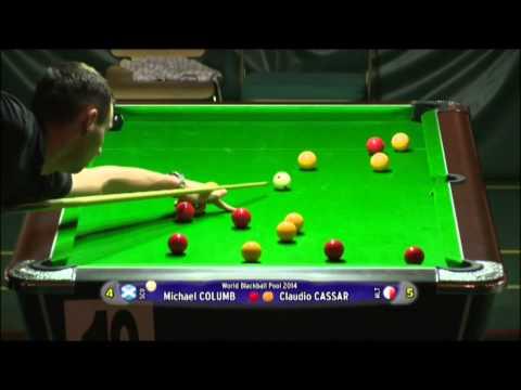 World Blackball Pool Championships –  Perth 2014