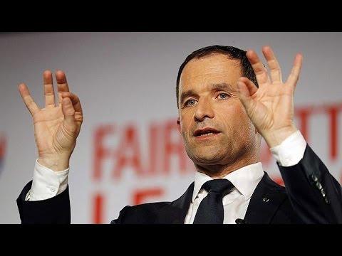 Ο Μπενουά Αμόν υποψήφιος των Γάλλων Σοσιαλιστών για τις προεδρικές εκλογές