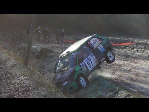 Rallye des Routes du Nord - 2015 (+ Crash)