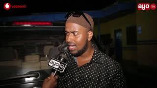 Ramy Galis alivyopokea taarifa za msiba wa Masogange