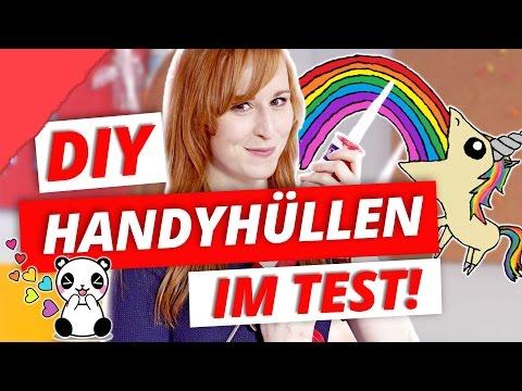 HANDYHÜLLEN im Test DIY or DI-Don't w/Liz von You & I Heart DIY