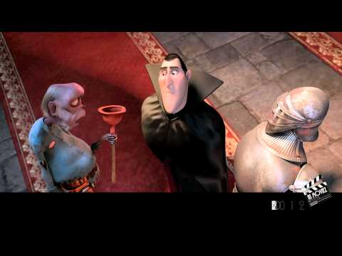 Hotel Transylvania - Official Trailer HD