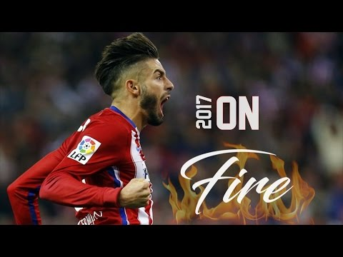 Yannick Ferreira Carrasco ● ON FIRE ● Skills Show 2016/17